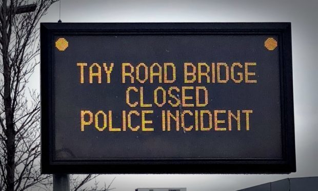 Tay Road Bridge chiefs pledge to tackle rising number of emergency incidents but warn against structural changes