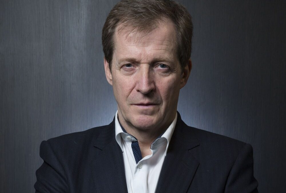 Alastair Campbell talks about depression