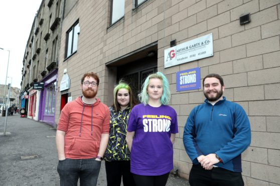 'One-stop-shop' mental health hub for youngsters opens in Dundee