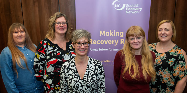 Dundee mental health support scheme hailed as national success story