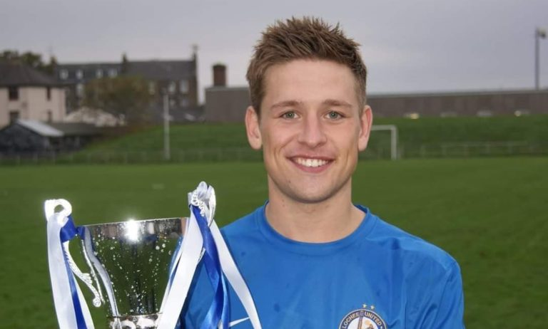 Wife of local footballer hopes his death will shed light on men's mental health problems